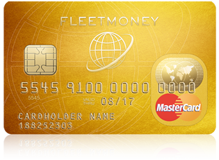 Fleetmoney Mastercard fleet card